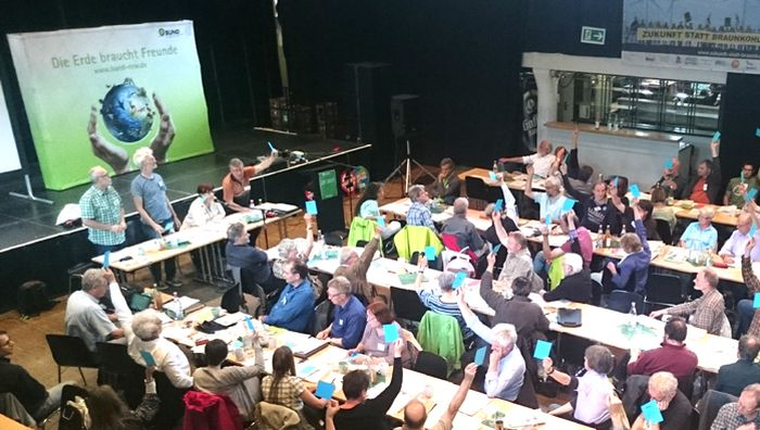 BUND-Landesdelegiertenversammlung in Köln