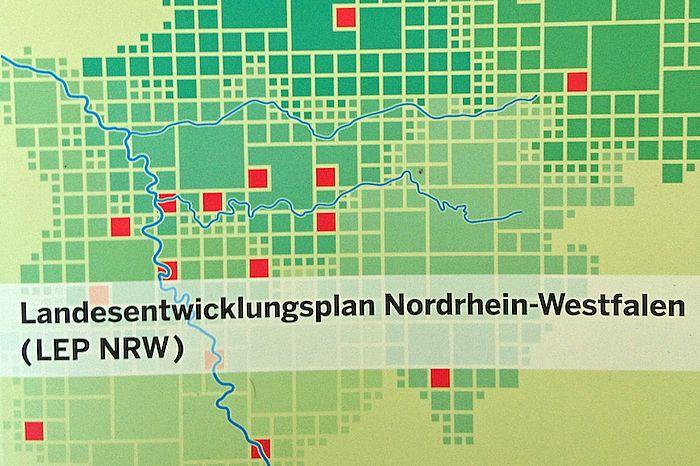 Landesentwicklungsplan Nordrhein-Westfalen