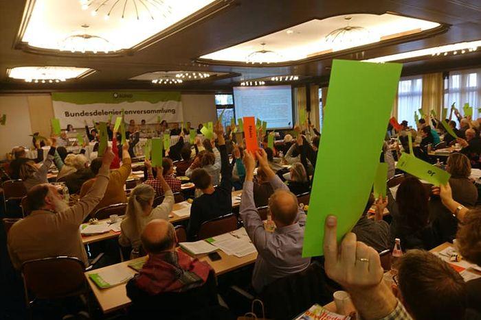 BUND-Bundesdelegiertenversammlung in Bad Hersfeld