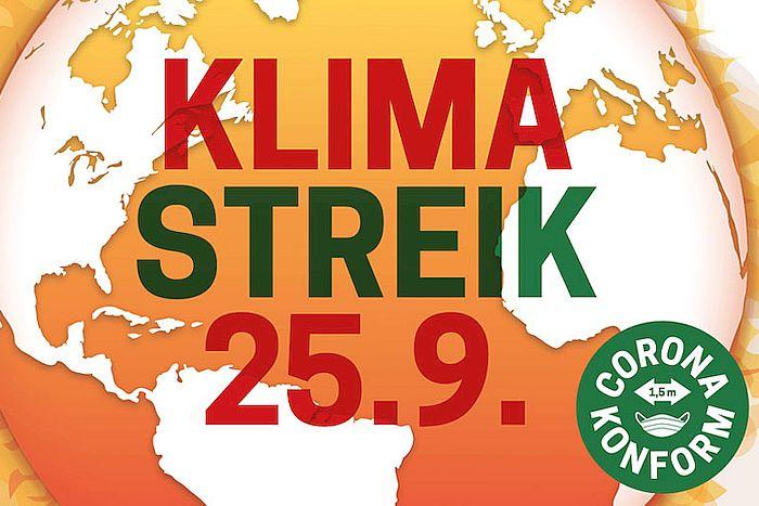 Klimastreik am 25.09.2020