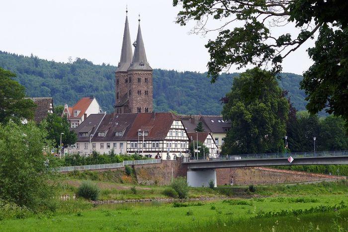 Höxter an der Weser
