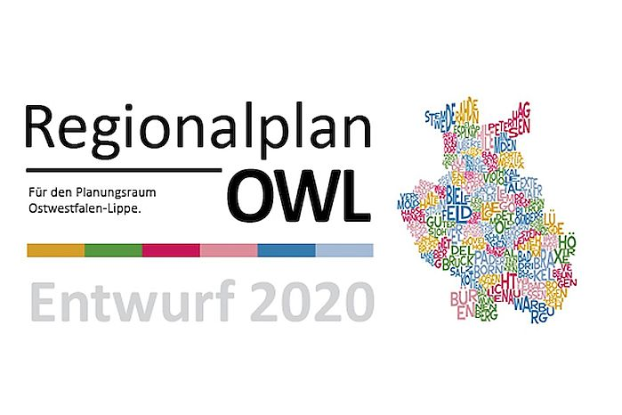 Regionalplan OWL - Entwurf 2020