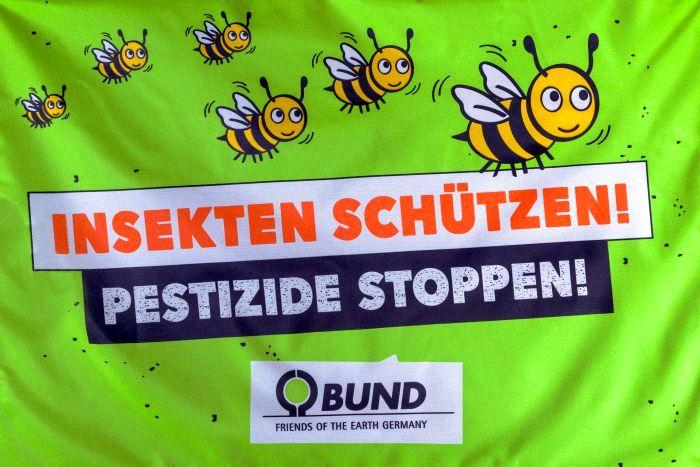 Insekten schützen! - Pestizide stoppen!