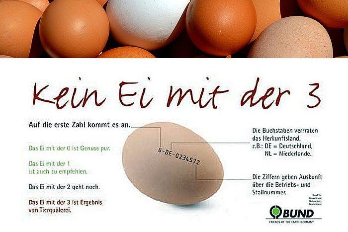 Kein Ei mit der 3