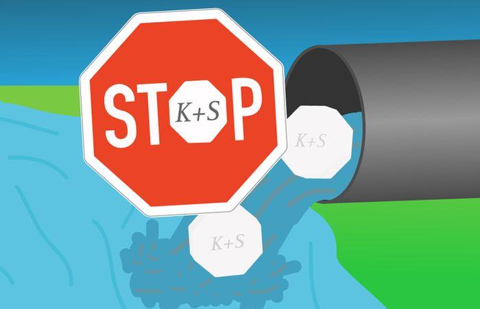 STOP K+S